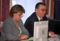 Ирина Шеина и Анатолий Лиферов, фото RZN.info