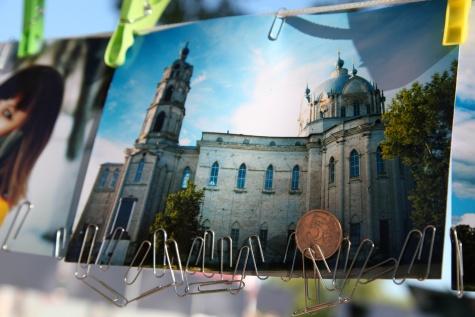 В Касимове прошел фестиваль фотографий на бельевых веревках. 07