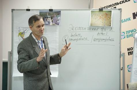 Андрей Петруцкий: губернатор Ковалев нарушил обещание сохранить дубовую рощу в Дашково-Песочне