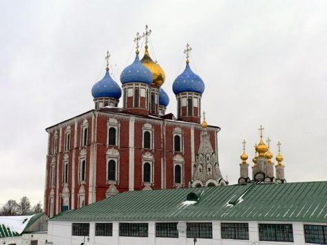 Позиции РПЦ в Рязанской области самые сильные в ЦФО — исследование 1_2398