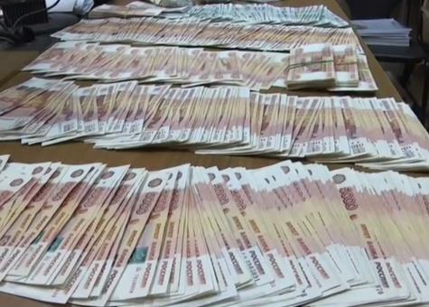 В Рязани накрыли «финансовую» пирамиду, заработавшую на гражданах 100 млн. Видео 1_2534
