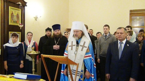 В рязанском Политехническом институте появилась молитвенная комната 1_6712
