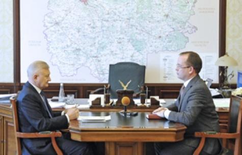 Рязанский губернатор: новый министр леса «немного знаком» с подведомственной сферой 1_7531