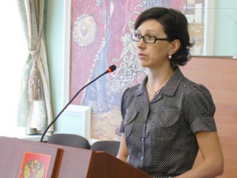Елена Царева выступила за чистоту русского языка  1_783