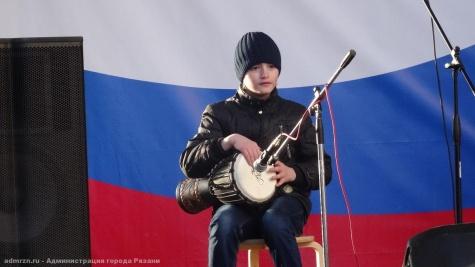 Администрация: в народных гуляньях в честь Дня народного единства участвовало несколько тысяч рязанцев 7_178