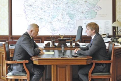 Министром соцзащиты Рязанской области станет 34-летний Денис Боков Bokov