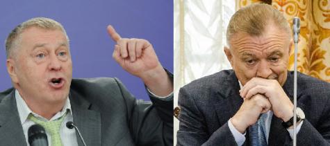 Владимир Жириновский потребовал отставки рязанского губернатора и суда над ним Zhirkov
